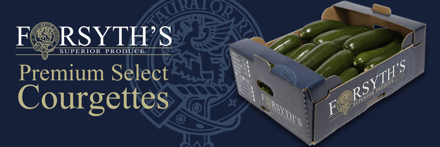 Forsyth's Premium Select Courgettes