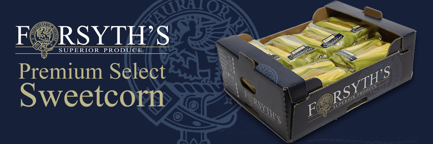 Forsyth's Premium Select Sweetcorn